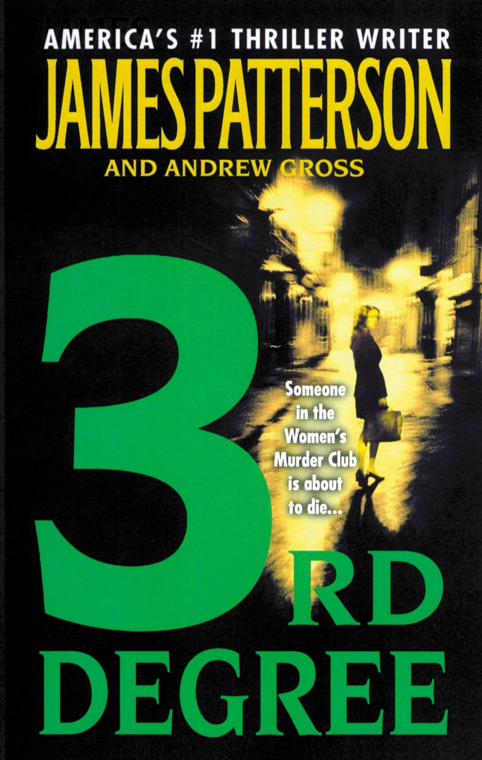 3RD DEGREE - PATTERSON, JAMES/ GROSS, ANDREW - NEW PAPERBACK BOOK