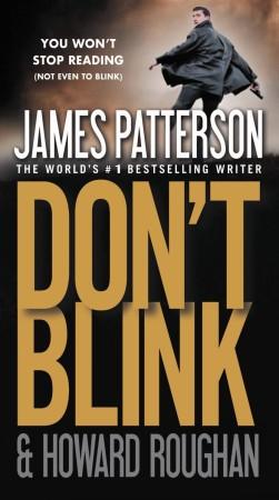 James Patterson Don't Blink