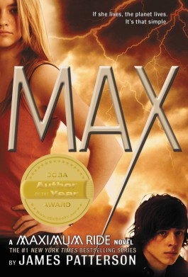 James Patterson Max