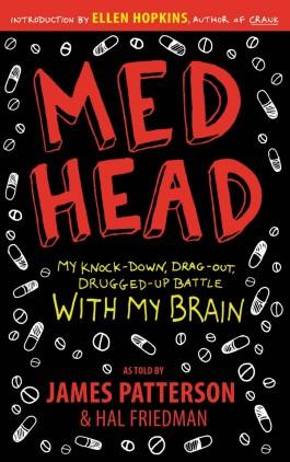 James Patterson Med Head