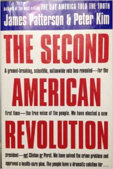 James Patterson The Second American Revolution