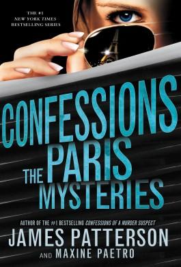 James Patterson Confessions The Paris Mysteries