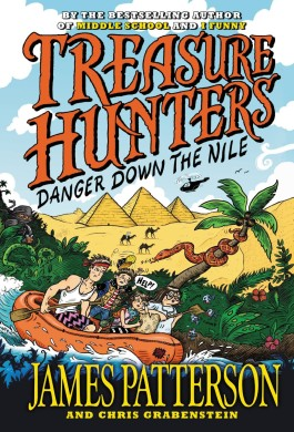 James Patterson Danger Down The Nile