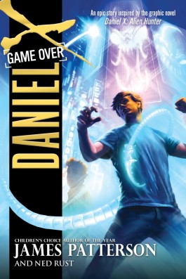 James Patterson Game Over