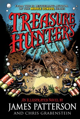 James Patterson Treasure Hunters