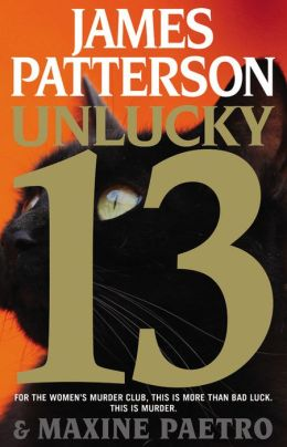 James Patterson Unlucky 13