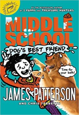 James Patterson Dog's Best Friend