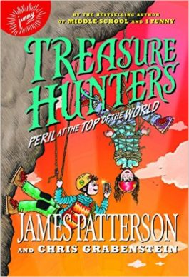 James Patterson Peril At The Top Of The World