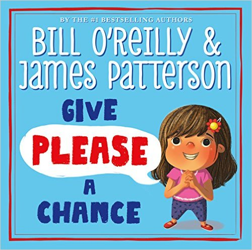 James Patterson Give Please A Chance
