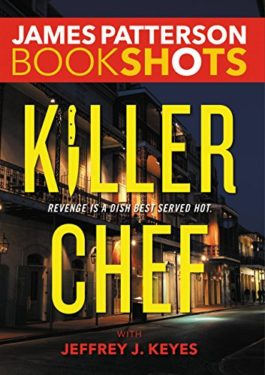 James Patterson Killer Chef