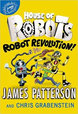 James Patterson Robot Revolution