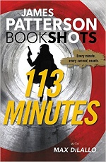 James Patterson 113 Minutes cover