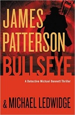 James Patterson Bullseye cover