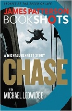 James Patterson Chase cover