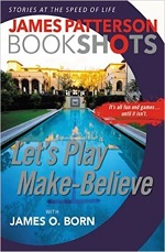 James Patterson Let's Play Make-Believe cover