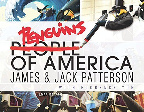 James Patterson Penguins Of America