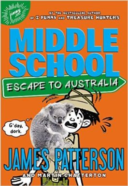 James Patterson Escape To Australia