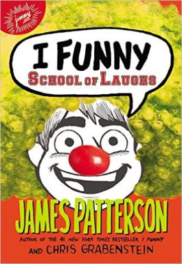 James Patterson School Of Laughs