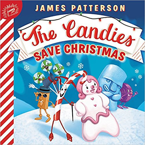 James Patterson The Candies Save Christmas