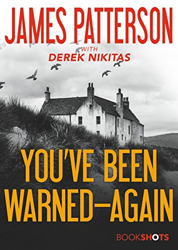 James Patterson You've Been Warned Again