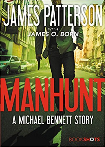 James Patterson Manhunt