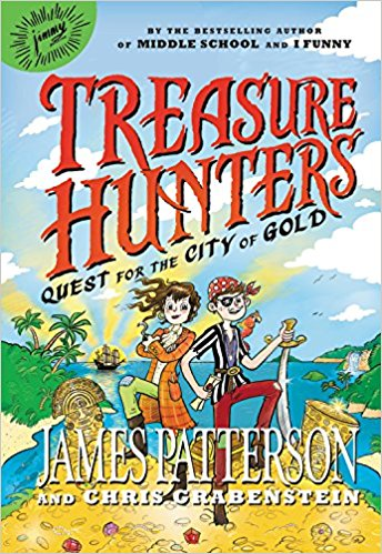 James Patterson Quest For The City Of Gold