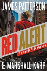 James Patterson Red Alert book cover