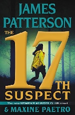 James Patterson The 17th Suspect book cover