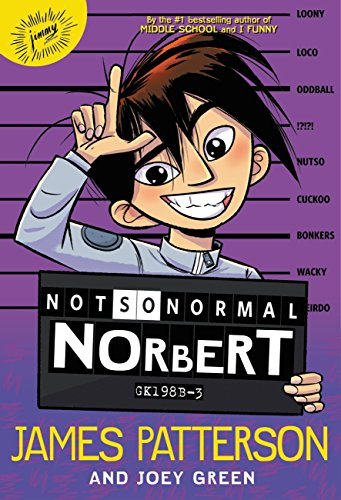 James Patterson Not So Normal Norbert