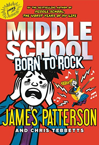 James Patterson Born To Rock
