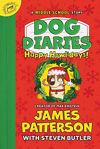James Patterson Happy Howlidays