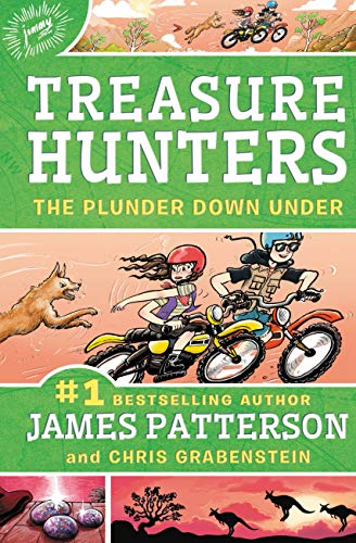 James Patterson The Plunder Down Under