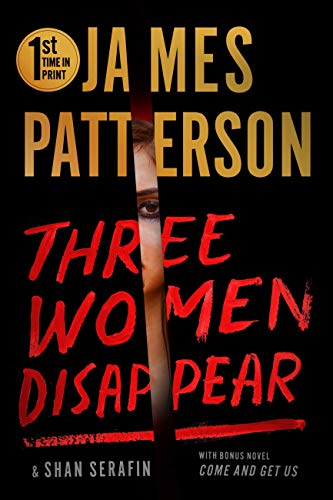 James Patterson Three Women Disappear